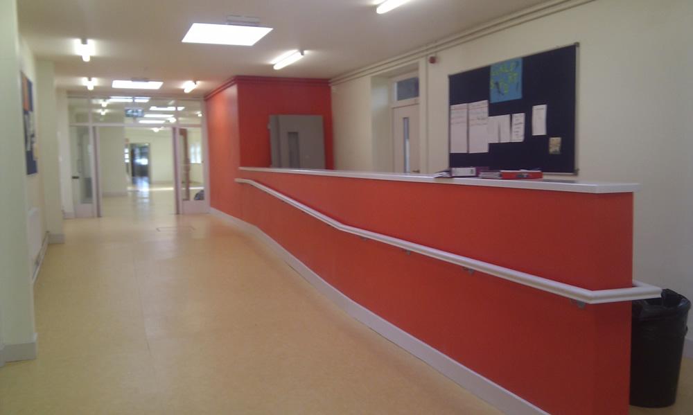 Mercy Convent Secondary School, Kilbeggan, Co. Westmeath