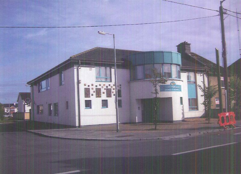 St Michael's Road Community Centre & Housing Scheme, Longford, Co. Longford